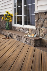 Trex S New Composite Decking Color Is Perfect For Northern