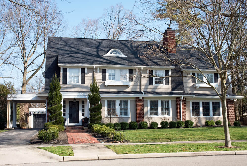 Older Home Style in Prince William Country