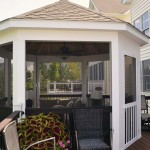 Gazebo with Composite Deck