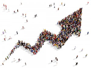 Population Growth - Shutterstock