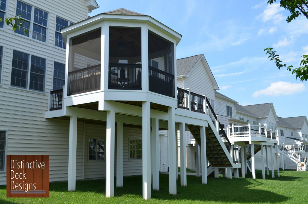 HOA-Approved Decks Northern Virginia