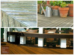 Traditional Wood Deck Compared to a Composite Wood Deck