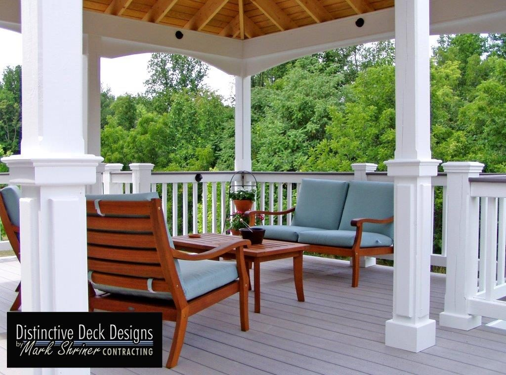 Add value to your home with a covered outdoor living space - Covered outdoor living spaces ...