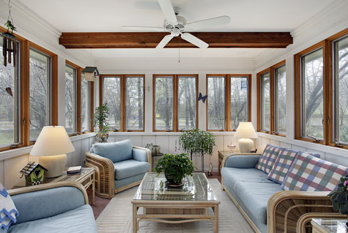 Northern virginia three season room sunroom contractor for 3 season sunroom designs