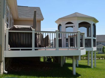 About Distinctive Deck Designs by Mark Shriner Contracting