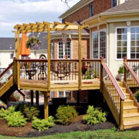 Northern Virginia Deck Design