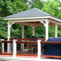 Captivating Yes, Outdoor Gazebos And Other Covered Living Areas Including Cabanas Are  Among Our Most Popular Items. Screened Gazebos And Covered Patio Designs  For ...