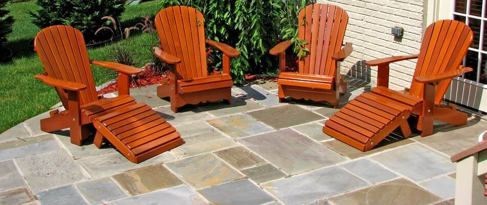 Patio and Paver