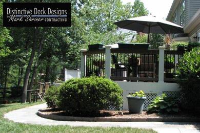 Northern Virginia Patio & Walkway   Distinctive Deck Designs