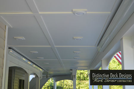 High Quality Turn That Unused Space Under Your Deck Into A Livable, Usable Patio With  Our Under Deck Ceiling Panels! We Serve Fairfax U0026 All Of Northern Virginia.